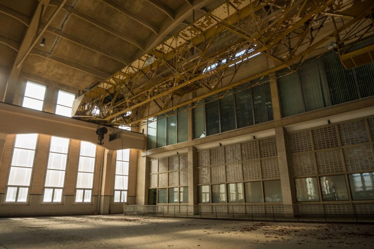 abandoned industrial building_marco turetta